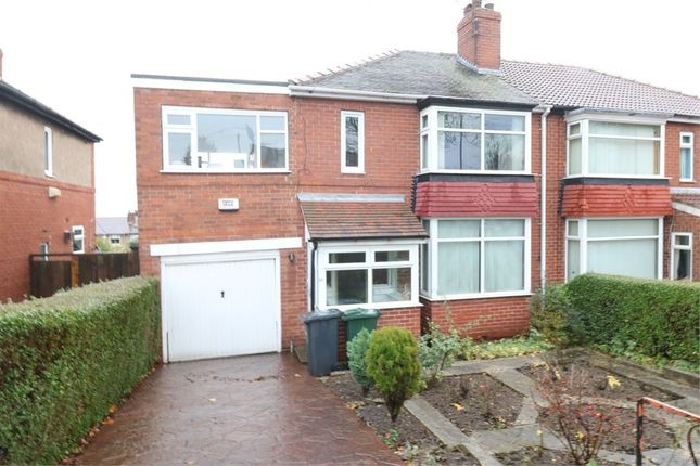 Thumbnail Semi-detached house for sale in Broom Lane, Broom, Rotherham, South Yorkshire
