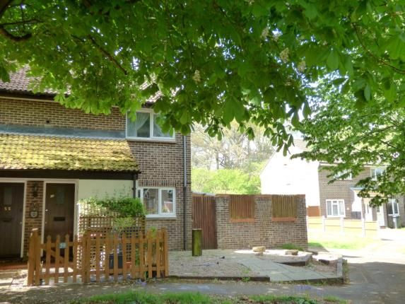 Thumbnail Flat for sale in Martin Close, Upton, Poole
