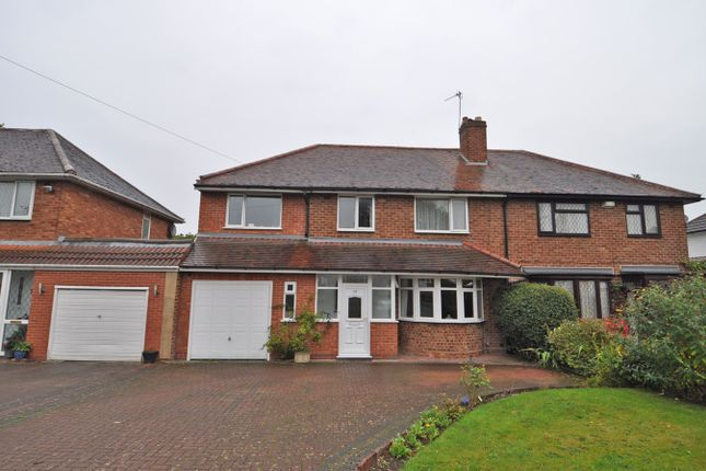 Thumbnail Semi-detached house to rent in Hollie Lucas Road, Birmingham