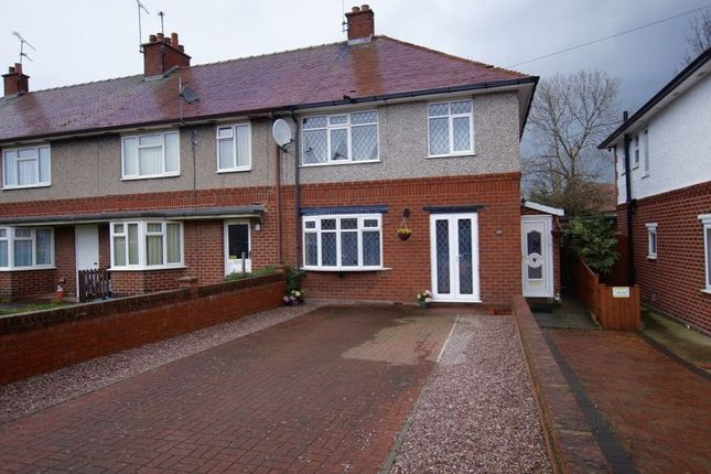 Thumbnail Semi-detached house for sale in Kingsmills Road, Wrexham
