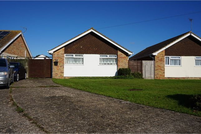 Thumbnail Detached bungalow for sale in Malthouse Road, Selsey