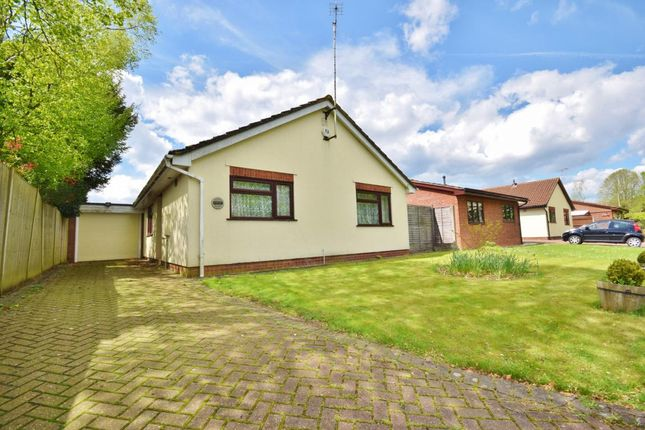 Thumbnail Detached bungalow for sale in Wayside Road, Basingstoke