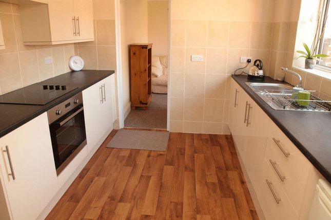 Thumbnail Terraced house to rent in Brattleby Crescent, Lincoln