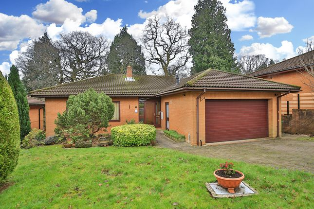 Thumbnail Detached bungalow for sale in Clos Coed-Y-Dafarn, Lisvane, Cardiff
