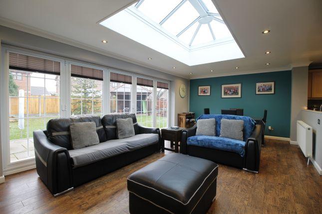 Thumbnail Bungalow for sale in Parklands Close, Rossington, Doncaster