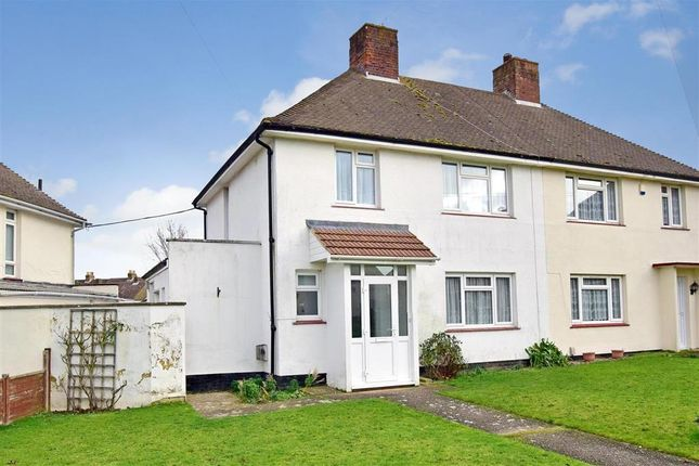 3 bed semi-detached house for sale in Manor Grove, Sittingbourne, Kent