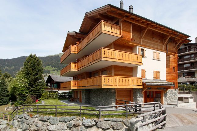 Thumbnail Apartment for sale in Plan Pras, Verbier, Switzerland