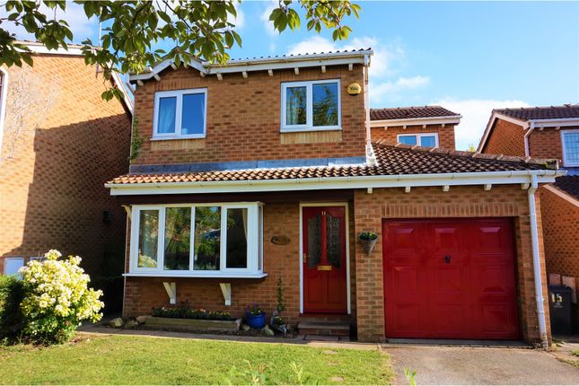 Thumbnail Detached house for sale in Wheatfield Drive, Doncaster