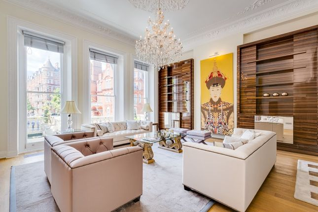 Thumbnail Town house to rent in Princes Gate, South Kensington