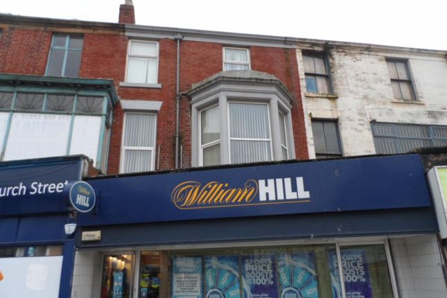 Thumbnail Studio to rent in Church Street, Blackpool FY11Hz