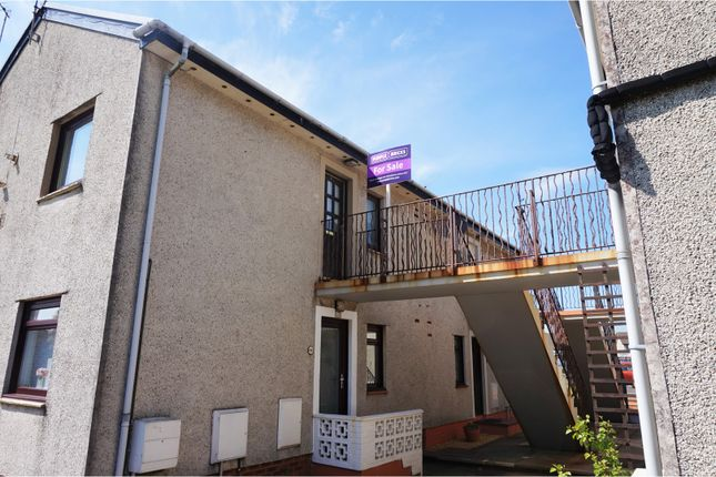 Thumbnail Flat for sale in Bevan Court, Ardrossan