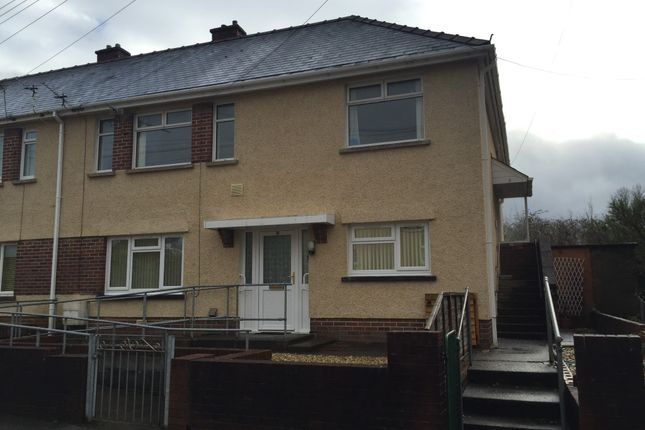 Thumbnail Flat to rent in Heol Wallasey, Ammanford