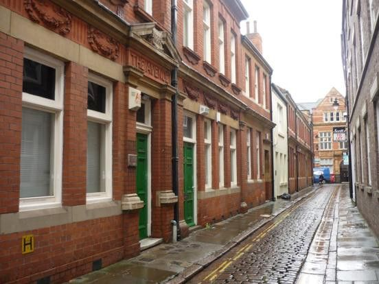 Thumbnail Flat for sale in The Avenue, Bishops Lane, Hull