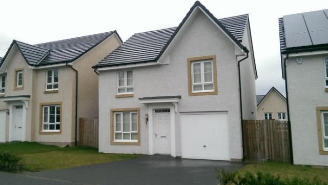 Thumbnail Detached house to rent in Lime Kilns View, Edinburgh
