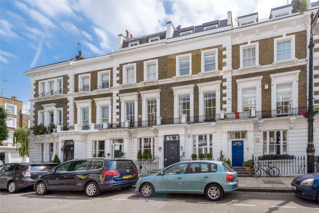 Thumbnail Terraced house for sale in Sussex Street, London