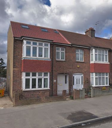 Thumbnail Terraced house to rent in High Street, Harlington