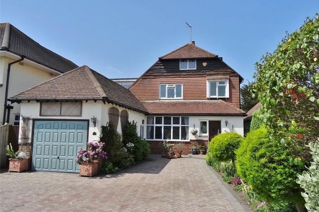 Thumbnail Detached house for sale in Offington Drive, Worthing, West Sussex