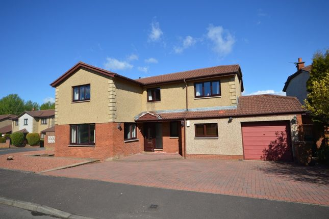 Thumbnail Detached house for sale in Liggars Place, Dunfermline