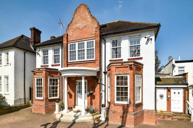 Thumbnail Detached house for sale in Beechwood Avenue, Finchley