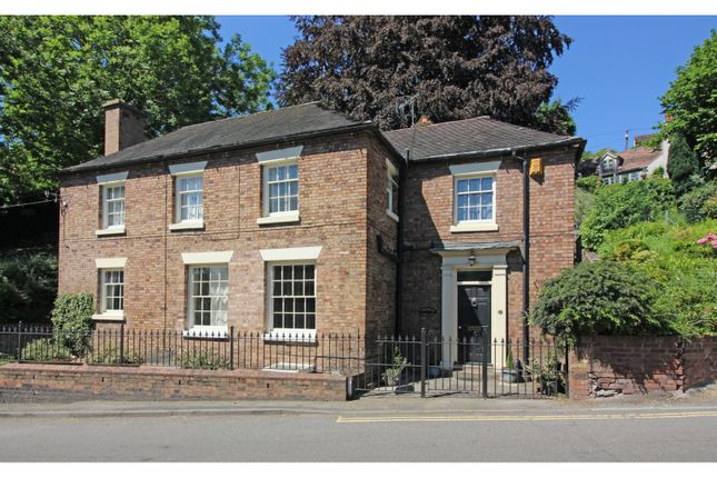 Thumbnail Detached house for sale in Foxholes 12 Madeley Road, Ironbridge
