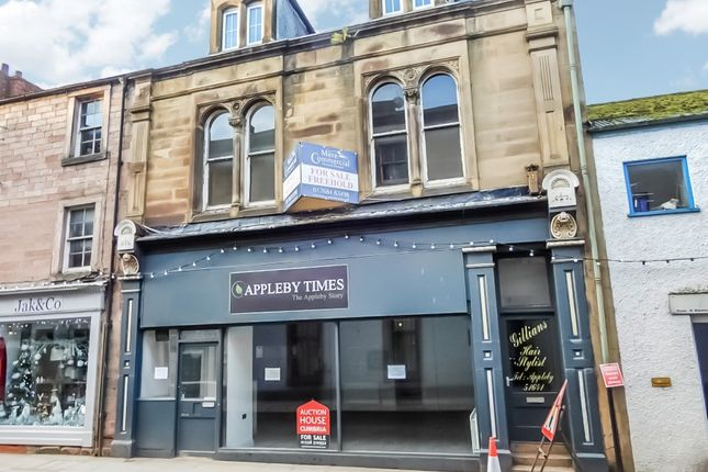 Thumbnail Retail premises for sale in 2 Bridge Street, Appleby-In-Westmorland, Cumbria
