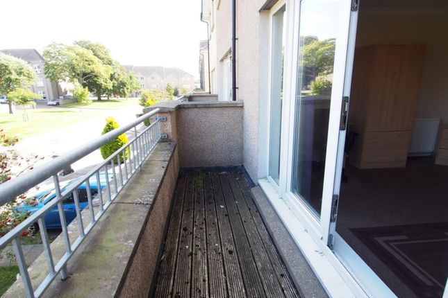 Balcony of Frater Place, Aberdeen AB24