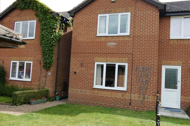 Thumbnail Semi-detached house for sale in Poplar Grove, Scotter, Gainsborough