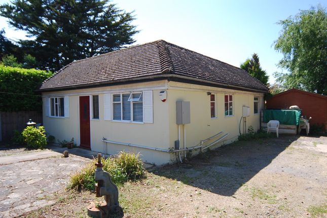 Thumbnail Detached bungalow for sale in The Ridgeway, Northaw, Potters Bar