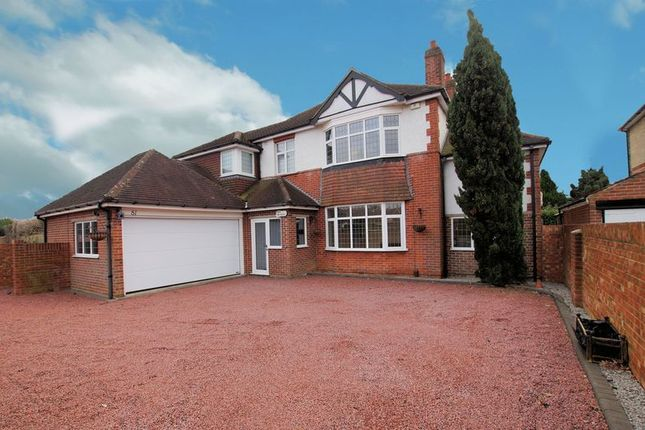 Thumbnail Detached house for sale in Portchester Road, Fareham