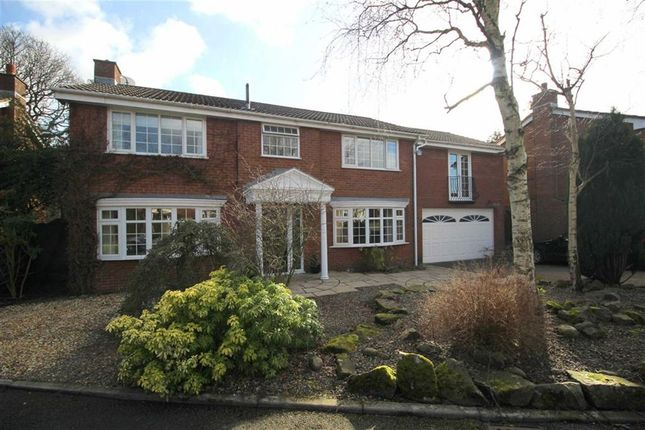 4 bed detached house for sale in Manor Court, Fulwood, Preston