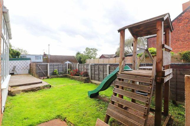Rear Garden of Hazelhurst Road, Worsley, Manchester M28
