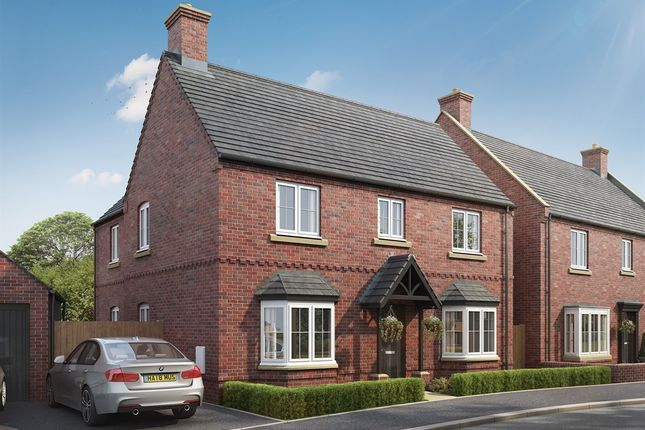"Thumbnail Detached house for sale in ""The Ludlow"" at Mentmore Road, Cheddington, Leighton Buzzard"