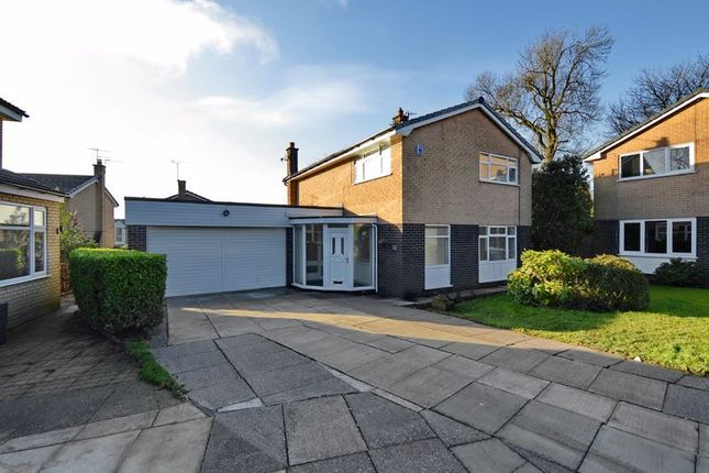 4 bed detached house to rent in Kibworth Close, Whitefield, Manchester M45