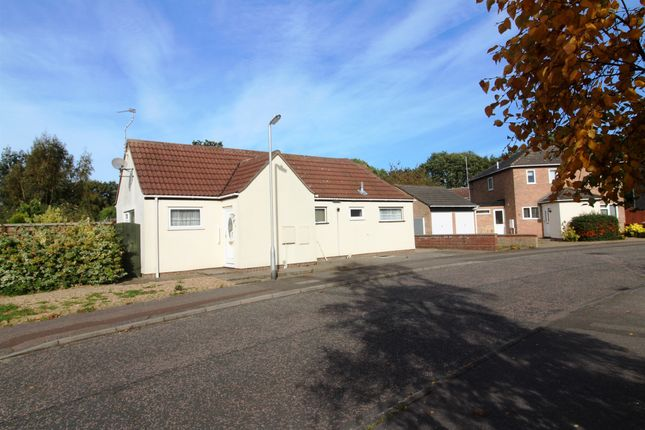 Thumbnail Detached bungalow for sale in Broad Oaks Park, Colchester