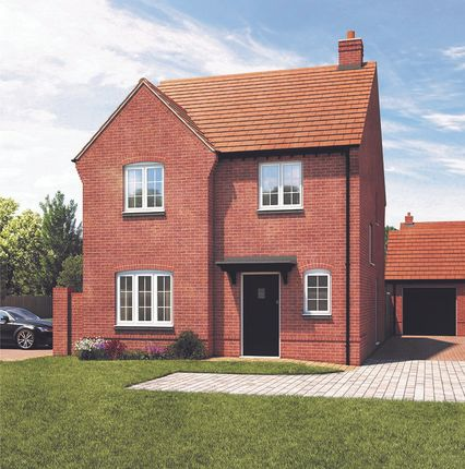 Thumbnail Detached house for sale in Chelmsley Lane, Marston Green