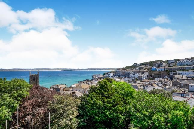 Thumbnail Flat for sale in St Ives, Cornwall, United Kingdom