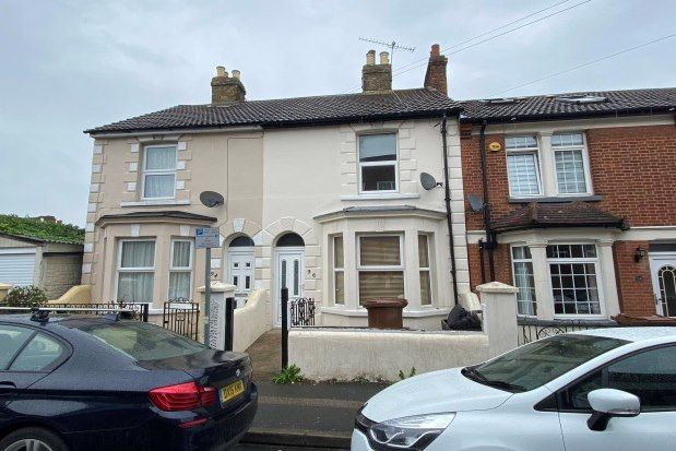 2 bed terraced house to rent in Beresford Road, Gillingham ME7