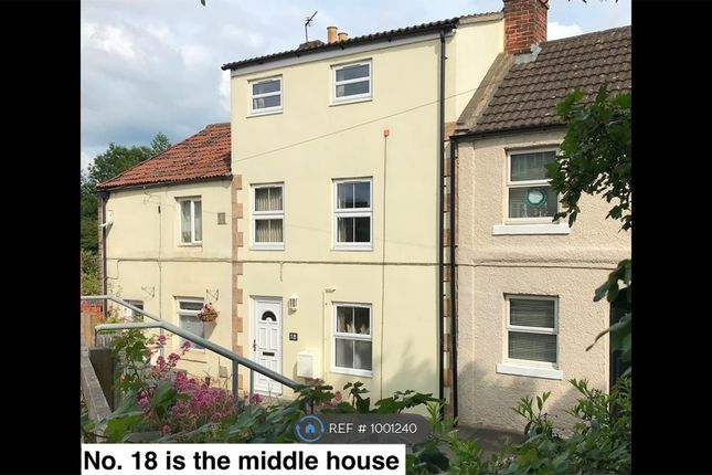 No. 18 Is The Middle House