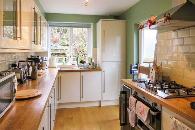 Thumbnail Semi-detached house for sale in Fairfield Avenue, Bath