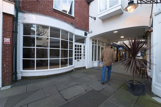 Thumbnail Retail premises for sale in 3 & 4 Reindeer Court, Worcester