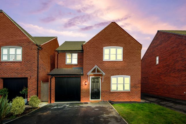 Thumbnail Detached house for sale in Kimbolton Way, Boulton Moor, Derby