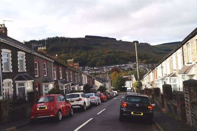 Street View of Beckett Street, Mountain Ash CF45