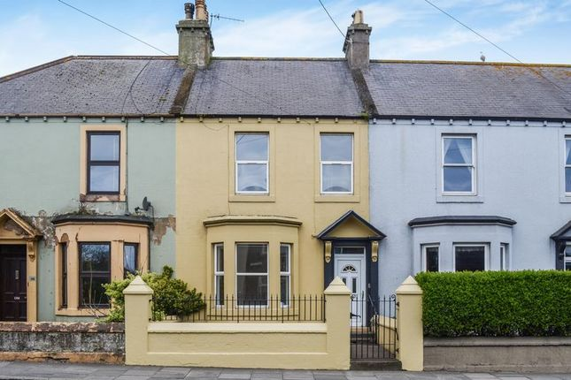 Thumbnail Terraced house for sale in Main Street, Tweedmouth, Berwick-Upon-Tweed