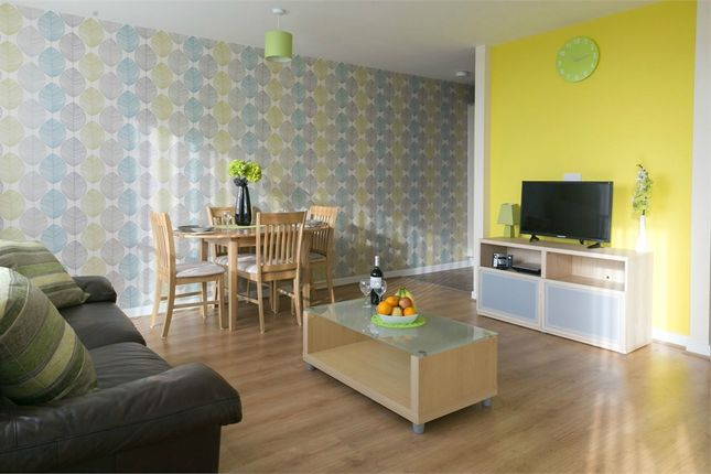 Thumbnail Flat to rent in 599 Witan Gate, Milton Keynes, Buckinghamshire