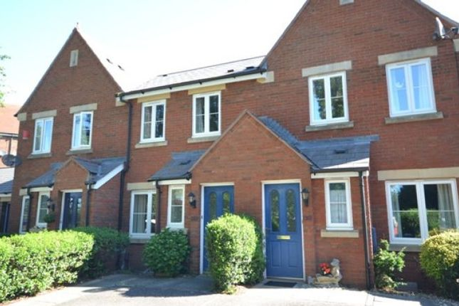 Thumbnail Terraced house to rent in Gras Lawn, Exeter