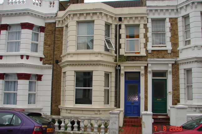 Thumbnail Flat to rent in Arthur Road, Margate