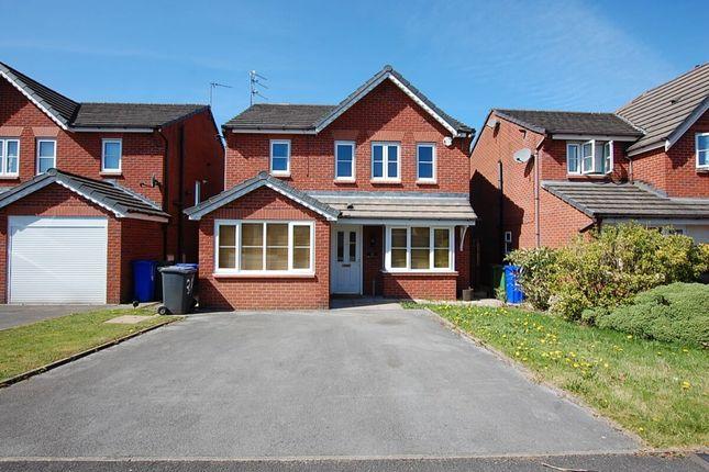 Thumbnail Detached house for sale in Freshwater Drive, Ashton-Under-Lyne