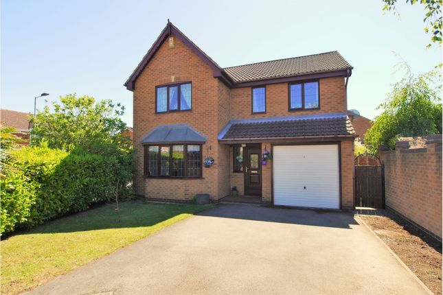 Thumbnail Detached house for sale in Kingfisher Road, Adwick-Le-Street, Doncaster