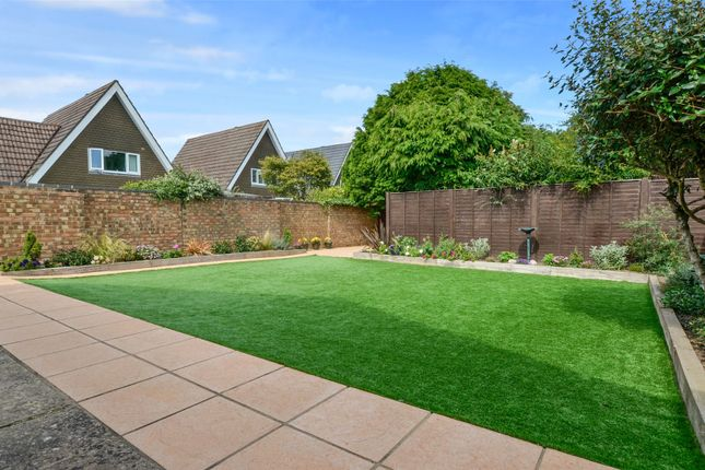 Rear Garden of Uplands Road, West Moors, Ferndown, Dorset BH22