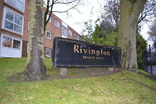 Thumbnail Flat to rent in Cholmondeley Road, Salford